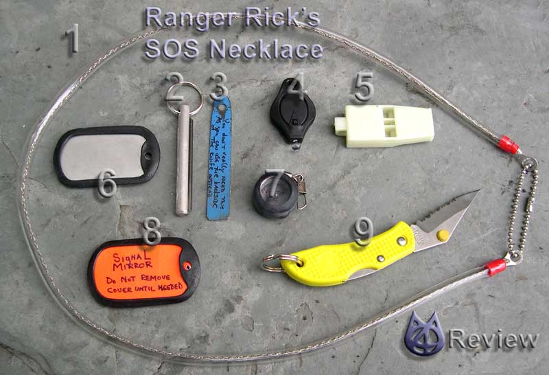 m40 review ranger rick 39 s survival necklace. Black Bedroom Furniture Sets. Home Design Ideas